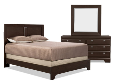 Yorkdale 5-Piece Queen Bedroom Package