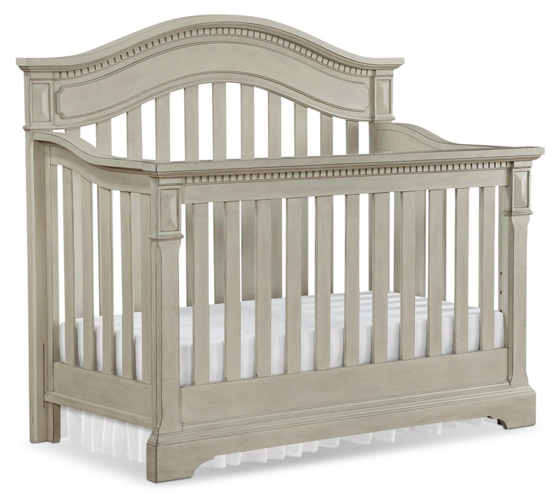 Lisa Marie 4-in-1 Convertible Crib|Lit de bébé Lisa Marie convertible 4 en 1