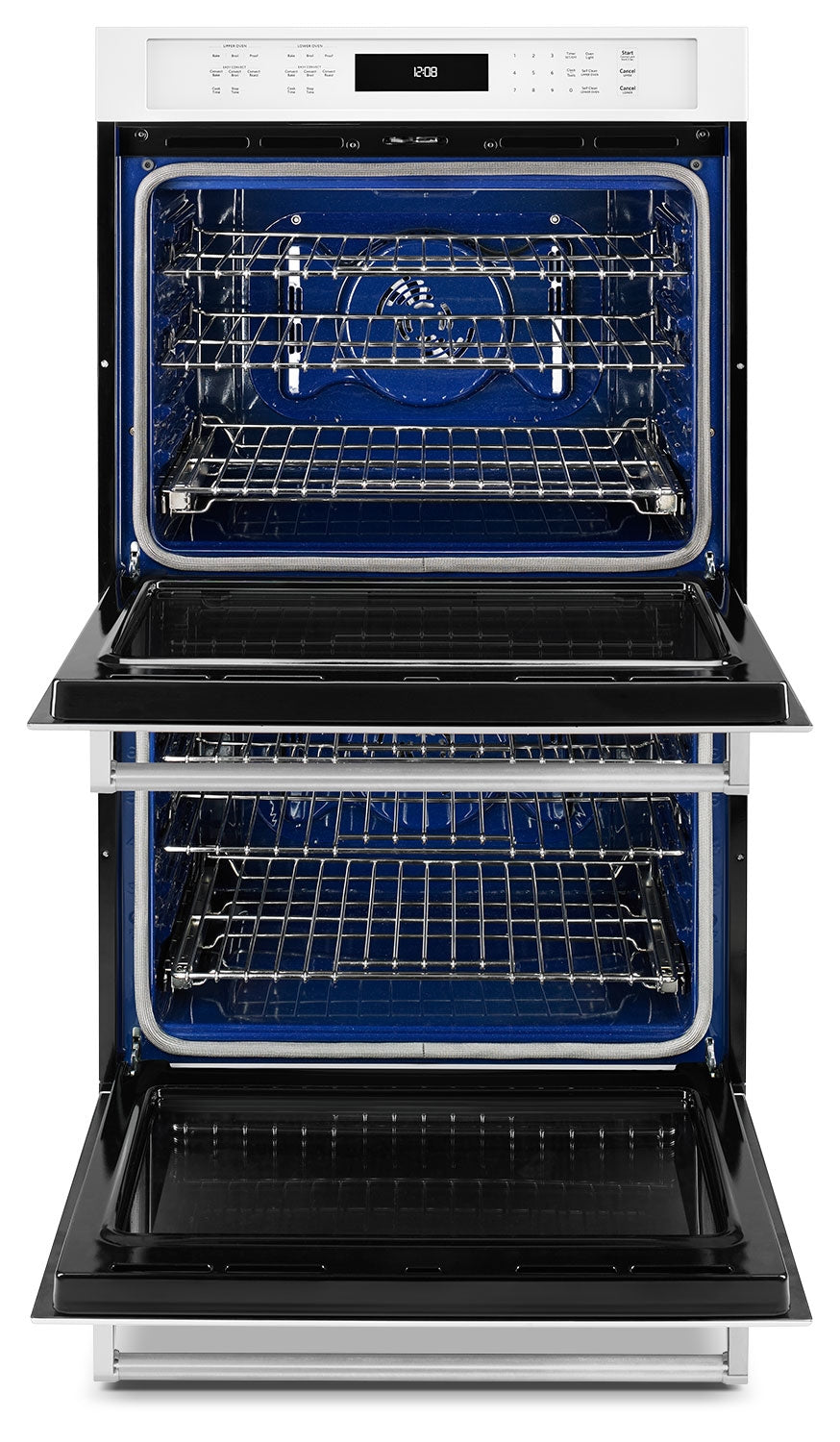 Kitchenaid 27 Quot Double Wall Oven With Even Heat True