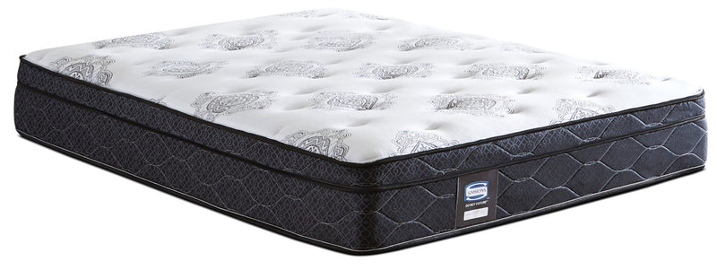 Simmons Do Not Disturb Avante Euro-Top Firm Twin Mattress|Matelas ferme à Euro-plateau Avante Ne pas déranger de Simmons pour lit simple