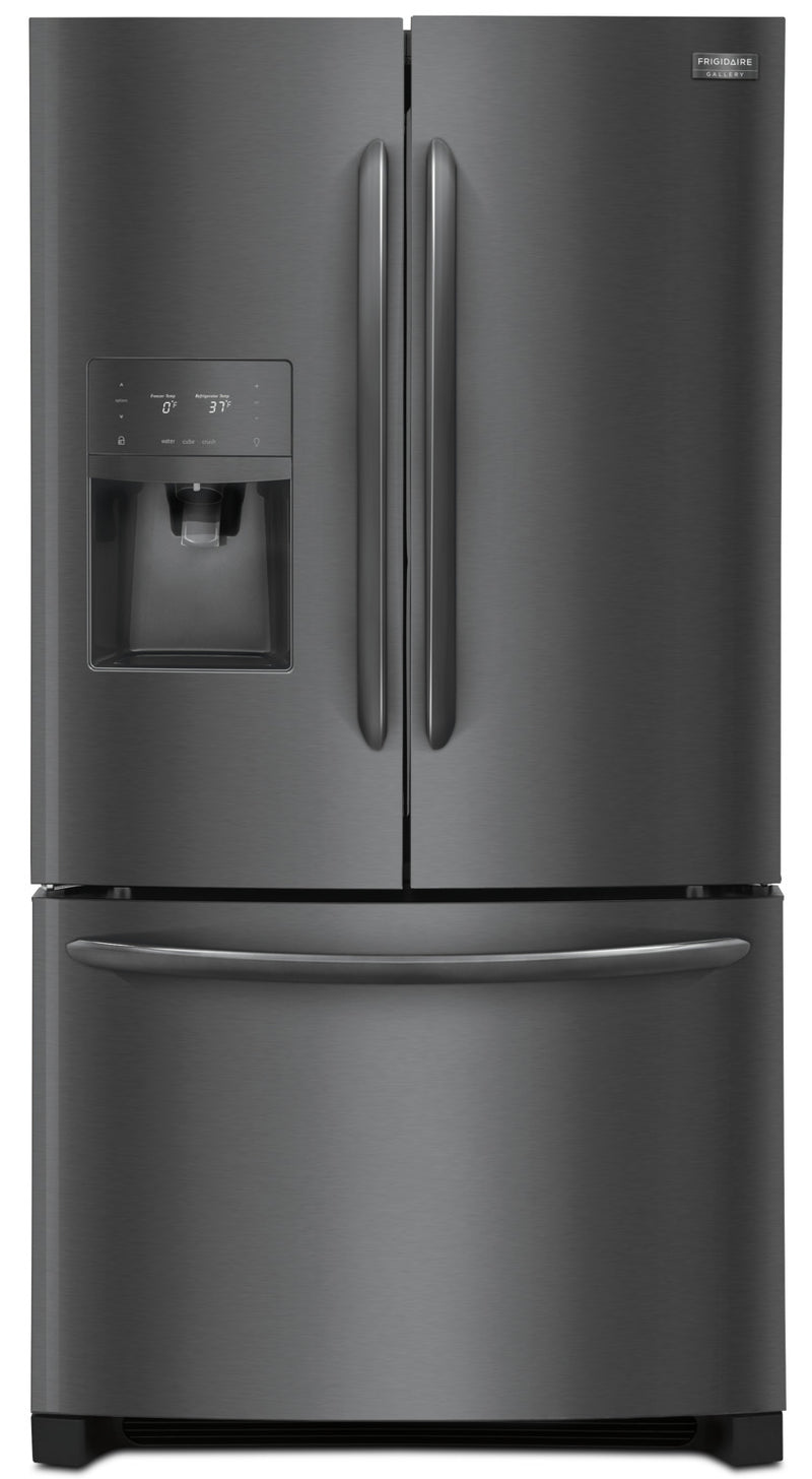 Frigidaire Gallery 21.9 Cu. Ft. Counter-Depth French-Door Refrigerator – FGHD2368TD|FGHD236D