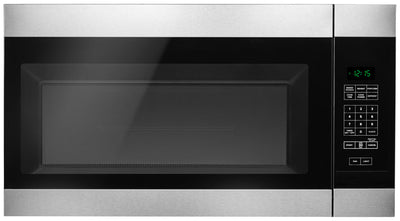 Amana 1.6 Cu. Ft. Over-The-Range Microwave – YAMV2307PFS - Over-the-Range Microwave in Stainless Steel