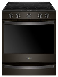 Whirlpool 6.4 Cu. Ft. Smart Slide-in Electric Range with Frozen Bake™ Technology - YWEE750H0HV