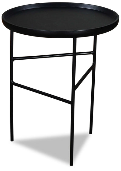 Ascot Accent Table - Black