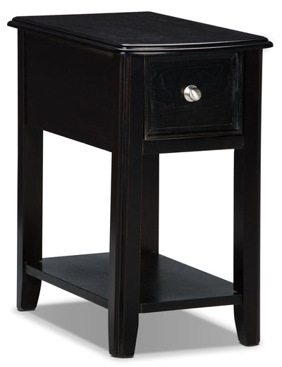 Sydney Accent Table – Espresso|Table d'appoint Sydney - espresso|T007-371