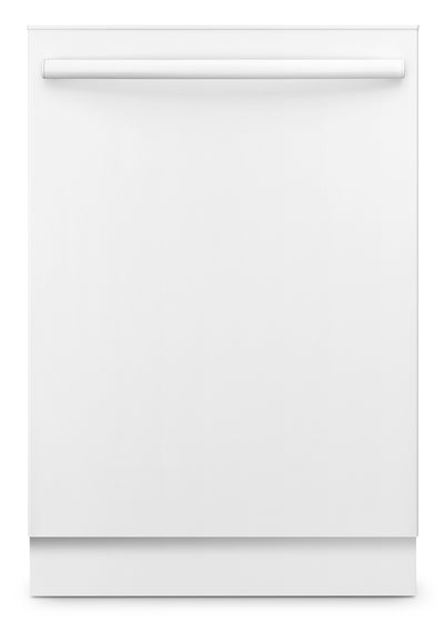 "Bosch Ascenta® 24"" Bar Handle Tall Tub Dishwasher – SHX3AR72UC - Dishwasher in White"