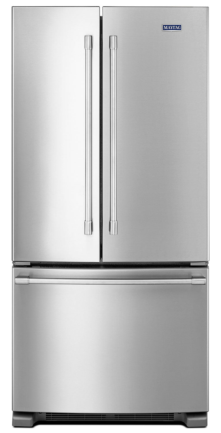 22 French Tip Nail Art Designs Ideas: Maytag 22 Cu. Ft. French-Door Refrigerator