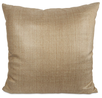 Sparta Accent Pillow – Taupe|Coussin décoratif Sparta - taupe|73408ADP