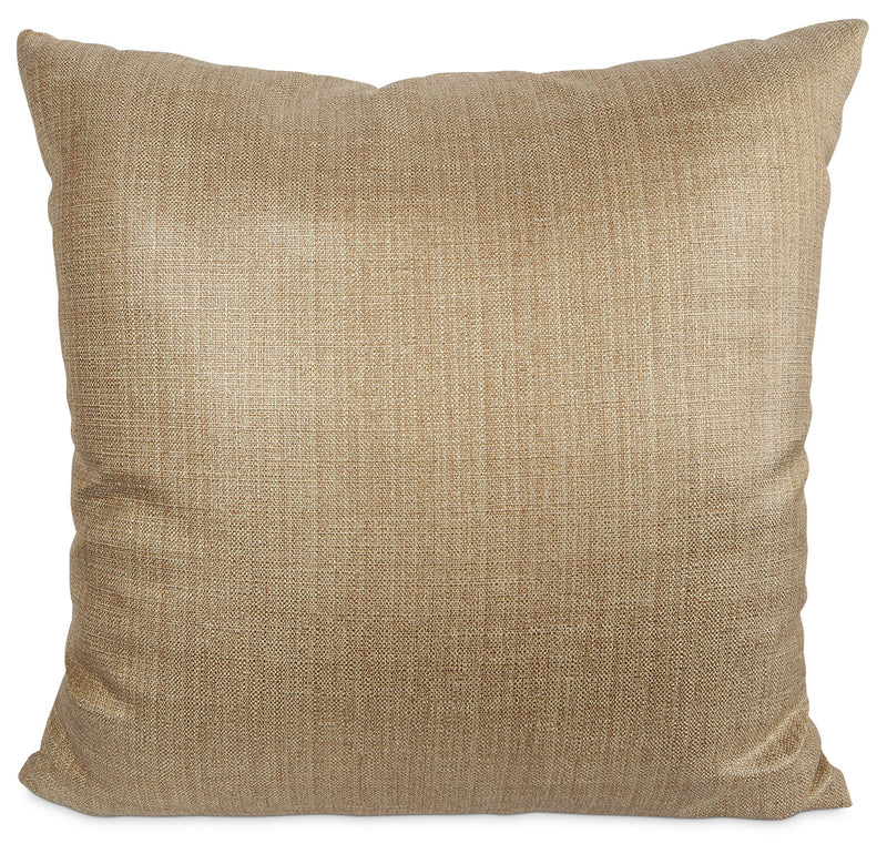 Sparta Accent Pillow – Taupe|Coussin décoratif Sparta - taupe
