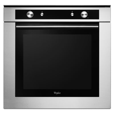 Whirlpool 2.6 Cu. Ft. Single Wall Oven with Convection - WOS52EM4AS|Four mural simple Whirlpool de 2,6 pi3 à convection - WOS52EM4AS|WOS52EMAS