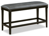 Ironworks Counter-Height Dining Bench
