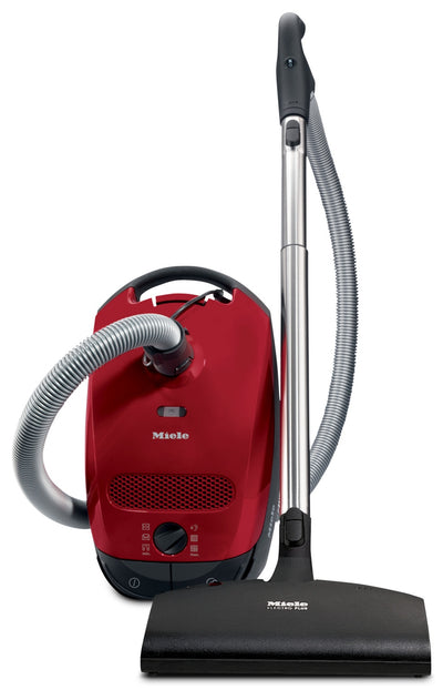 Miele Classic C1 Cat and Dog Canister Vacuum – 41BBN030CDN - Vacuum in Red