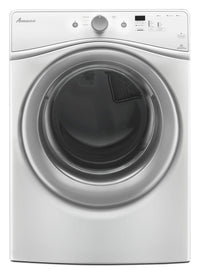 Amana 7.4 Cu. Ft. Electric Dryer - White