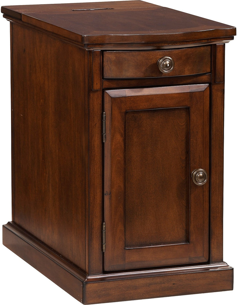 Coventry Accent Table – Brown|Table d'appoint Coventry - brun