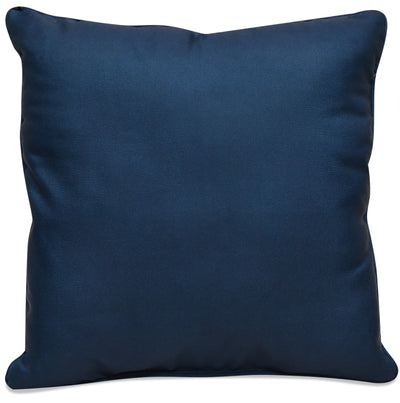 Midnight Blue Accent Pillow|Coussin décoratif bleu minuit|BSOLIDPP