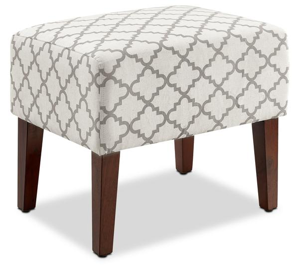 Chicago Ottoman|Pouf Chicago