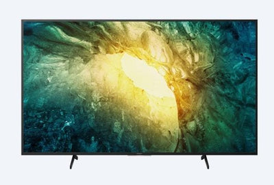 "Sony 55"" Sony KD750H 4K HDR Android Television - KD55X750H