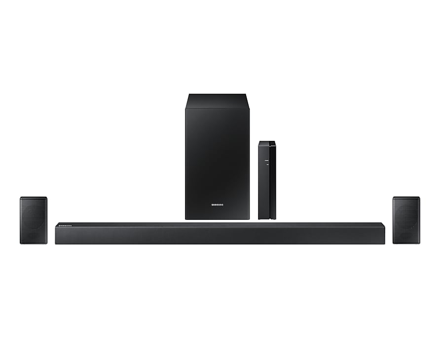 Samsung 4.1 Channel 240 W Soundbar with Wireless Subwoofer and