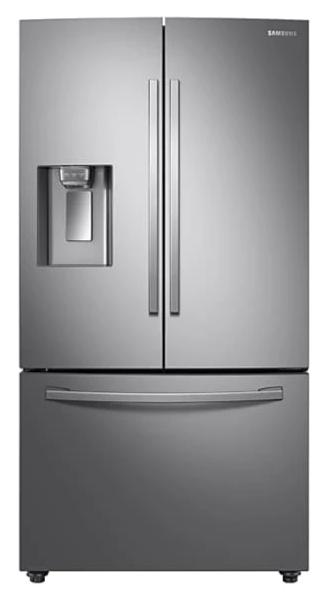 Samsung French-Door Refrigerator with Twin Cooling Plus™ - RF28R6201SR/AA|Réfrigérateur à portes françaises avec technologie Twin Cooling Plus™ - RF28R6201SR/AA|RF28R62S