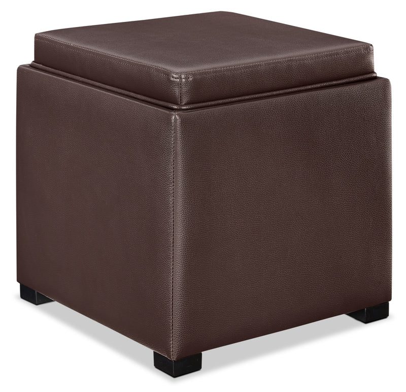 New York Ottoman|Pouf New York