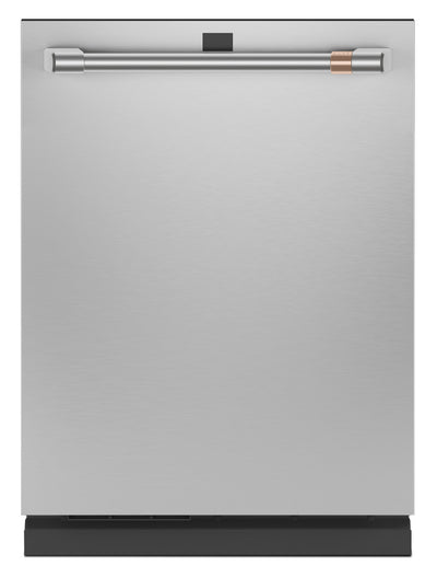 Café Built-In Dishwasher with Hidden Controls - CDT875P2NS1 - Dishwasher in Stainless Steel