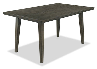 Chelsea Rectangular Dining Table - Grey Brown|Table de salle à manger rectangulaire Chelsea - gris-brun|CHELGDTL
