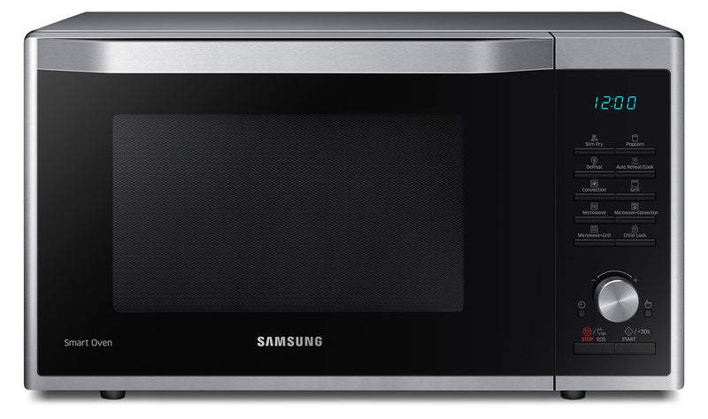 Samsung 1.1 Cu. Ft. Countertop Microwave – MC11J7033CT/AC|Four à micro-ondes de comptoir Samsung de 1,1 pi3 – MC11J7033CT/AC|MC11J703