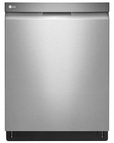 LG Top-Control Built-In Dishwasher with QuadWash™ – LDP6797ST - Dishwasher in Stainless Steel