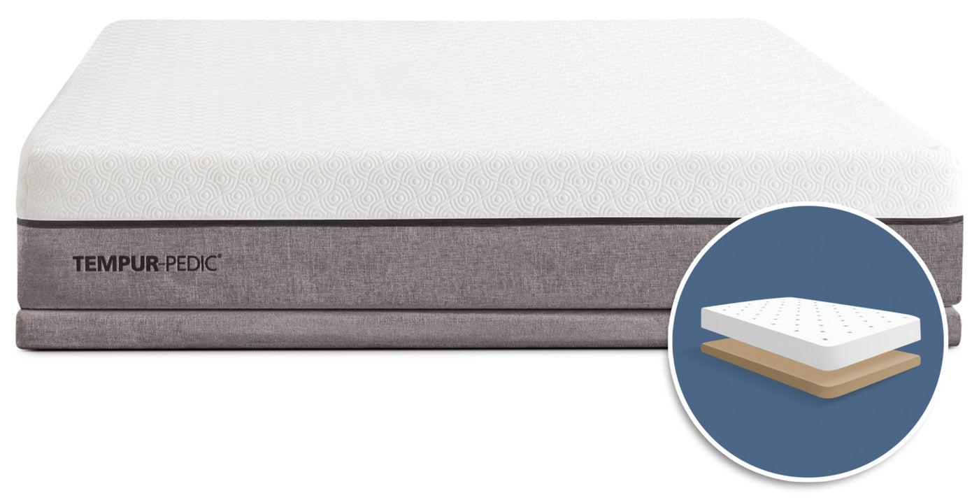 Tempur Legacy Limited Edition Tight Top Low Profile Queen Mattress