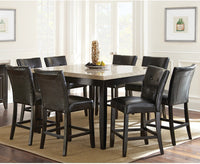 Montibello 7-Piece Counter-Height Dining Package