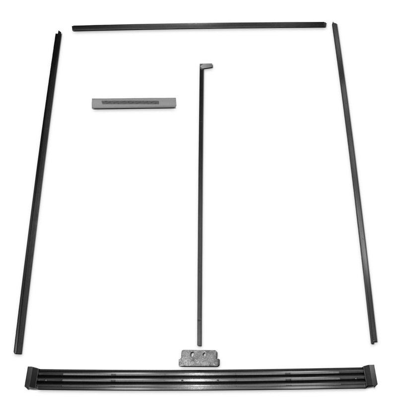 Whirlpool SideKick® Upright Freezer/Refrigerator Trim Kit – SKT60M - Trim Kit in Stainless Steel