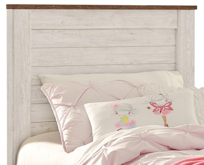 Willowton Twin Headboard|Tête de lit Willowton pour lit simple|WILLWTHB
