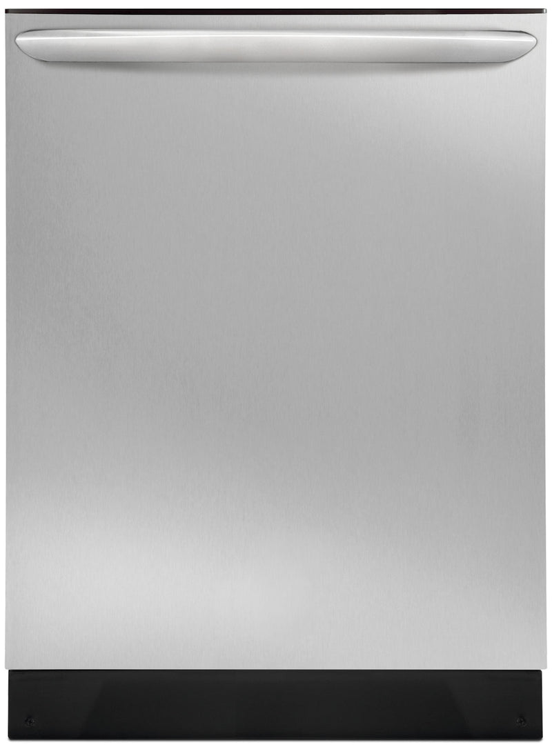 "Frigidaire Gallery 24"" Built-In Dishwasher with DishSense™ – Stainless Steel