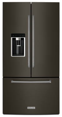 KitchenAid 23.8 Cu. Ft. French-Door Refrigerator – KRFC704FBS