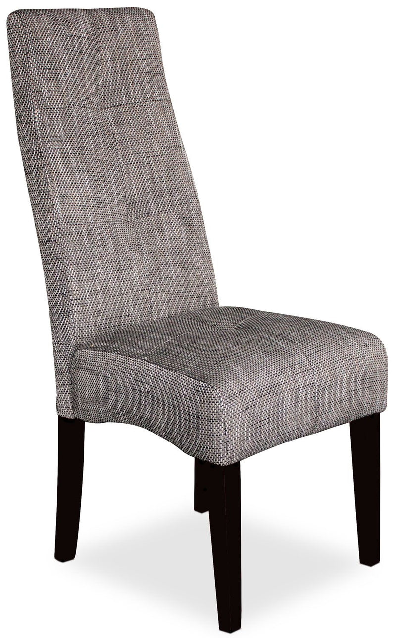 Maya Accent Dining Chair – Grey|Chaise de salle à manger Maya – grise