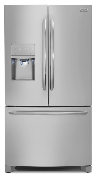 Frigidaire Gallery 27.2 Cu. Ft. French-Door Refrigerator – FGHB2868TF - Refrigerator in Stainless Steel