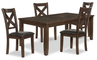 Talia 5-Piece Dining Package