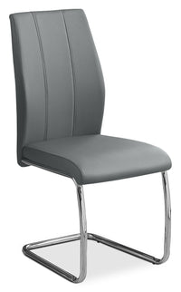 Luca Dining Chair – Grey