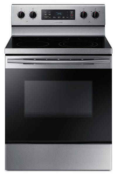 Samsung 5.9 Cu. Ft. Freestanding Electric Range – NE59K3310SS/AC - Electric Range in Stainless Steel