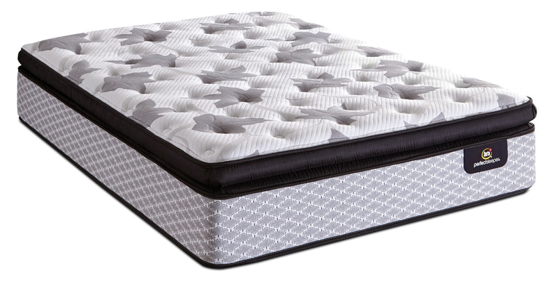 Serta Perfect Sleeper® Canada's Anniversary Pillow-Top Queen Mattress|Matelas à plateau-coussin Canada's Anniversary Perfect Sleeper de Serta pour grand lit