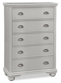 Brooke Chest – Grey