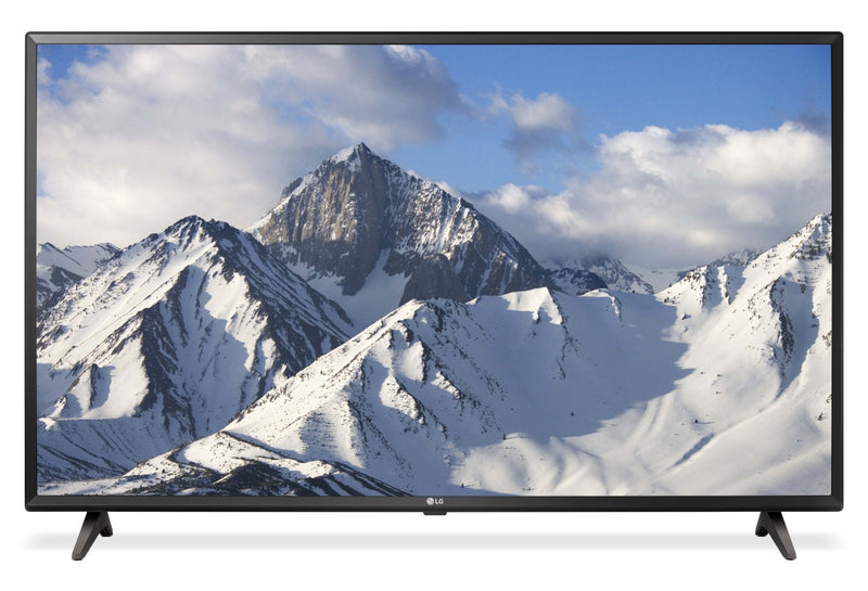 "LG 55"" 4K UHD Smart LED TV – 55UK6090 