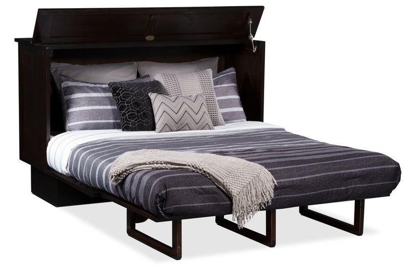 Manhattan Queen-Size Sleep Chest™|Commode-lit de grand format Sleep ChestMC Manhattan|MANHSLCH