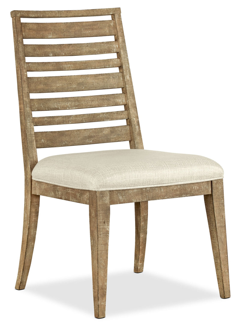 Bluff Heights Dining Chair - Weathered Nutmeg|Chaise de salle à manger Bluff Heights - muscade vieillie