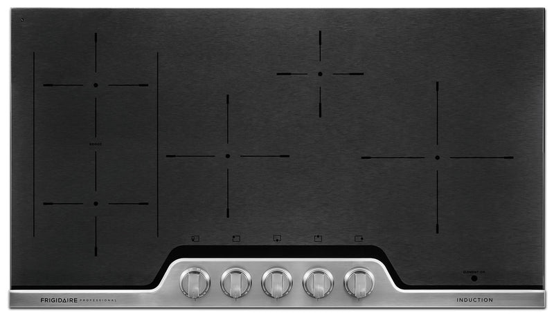 "Frigidaire Professional 36"" Induction Cooktop – FPIC3677RF