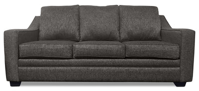 Shay Chenille Sofa – Grey - Contemporary style Sofa in Grey