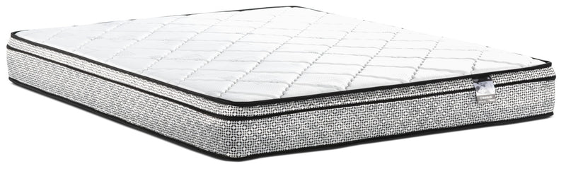 Springwall Odin 3 Euro-Top Firm Twin Mattress|Matelas ferme à Euro-plateau Odin 3 de Springwall pour lit simple