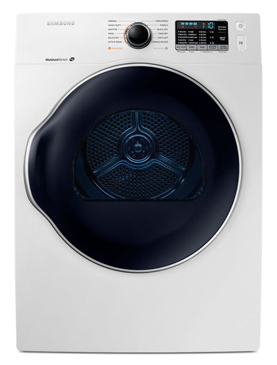 Samsung 4.0 Cu. Ft. Electric Dryer – DV22K6800EW/AC - Dryer in White