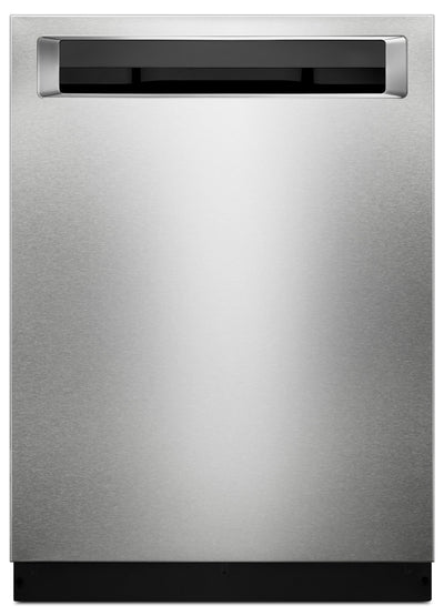 "KitchenAid 24 "" Dishwasher with third Level Rack and PrintShield™ Finish – KDPE234GPS