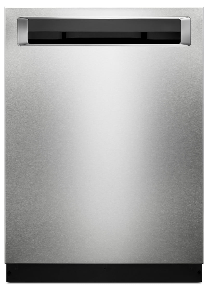"KitchenAid 24 "" Dishwasher with third Level Rack and PrintShield™ Finish - KDPE234GPS